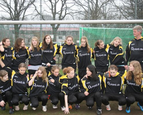 Frauengruppe 2012